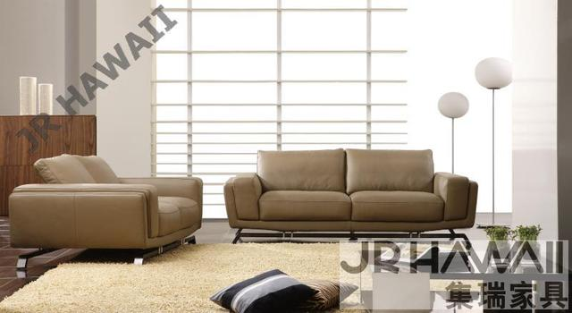 Modern living room sofa 1 2 3 French Designer genuine leather sofa , 1+2+3 Sectional sofa Set , chair Love seat sofa
