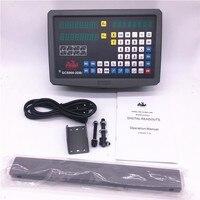 送料無料2軸digitial読み出しdroキットGCS900-2Dデジタルディスプレイ&リニアスケールリニアエンコー