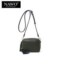 NAWO New Fashion Tessal Crossbody Bag For Women Famous Designal Messenger Female Bag Mini High Qulithy