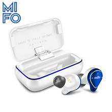 Mifo O5 Limited Bluetooth 5.0 Wireless Earphones IPX7 Waterproof Earbuds HiFi stereo Headphones for phone