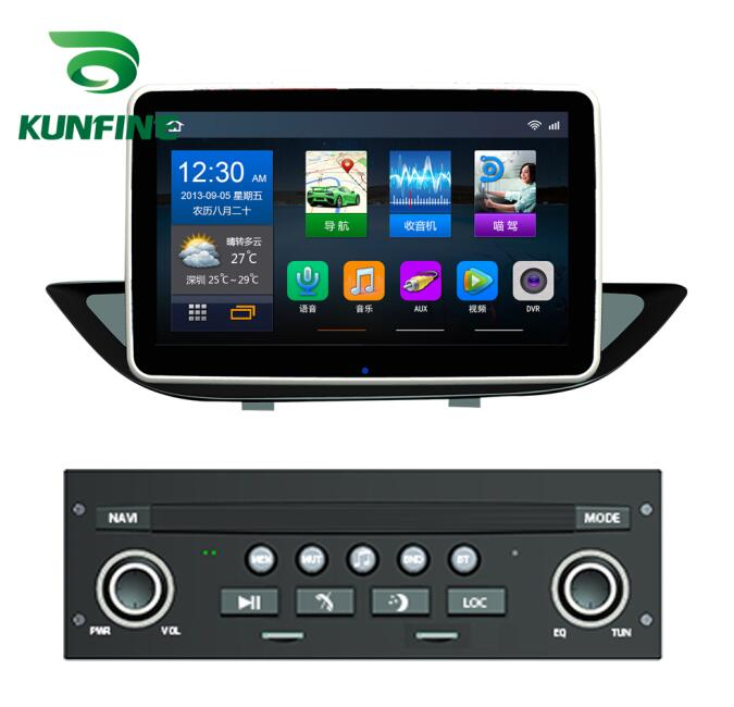 Quad Core 1024*600 Android 6.0 Car DVD GPS Navigation Player Deckless Car Stereo For Peugeot 308 2010-2015 Radio Headunit WIFI цена
