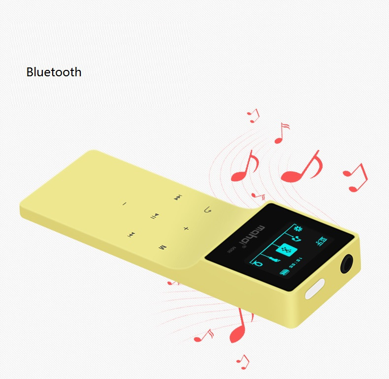 Mahdi Bluetooth MP3 Player 8G Lossless Music Player Touch MP3 24 Languages With Pedometer Recorder E-book Sport Clip Armband  (11)