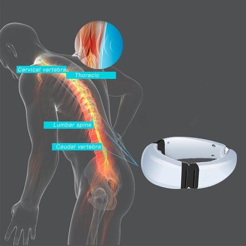 acupuntura vertebra cervical cuidados de saude terapia magnetica alivio recarga