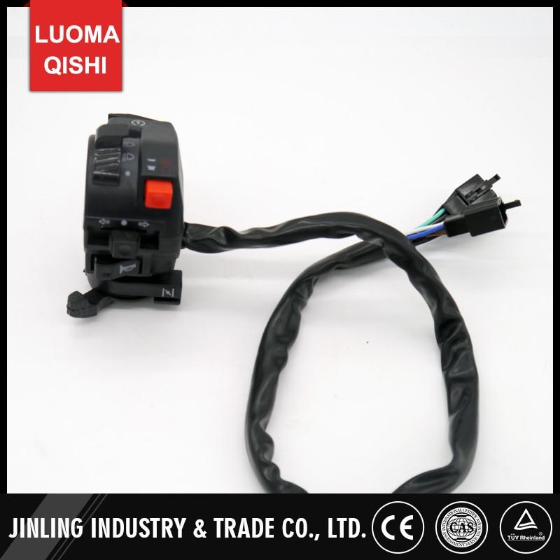 Multifunction Control Handle Switch ATV Jinling 250cc 300cc parts EEC JLA-21B,JLA-931E