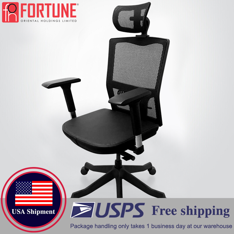USA Free Shipping Office Chair Computer Ergonomic Design Mesh Gaming Chairs Office Furniture Chair Swivel Executive Office Chair(China)