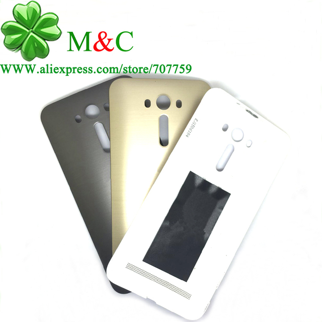 10pcs Original ZE550KL Back Battery Cover for Asus zenfone 2 Laser ZE550KL Ze551kl Z00LD 5.5'' Battery Cover Back Door Case