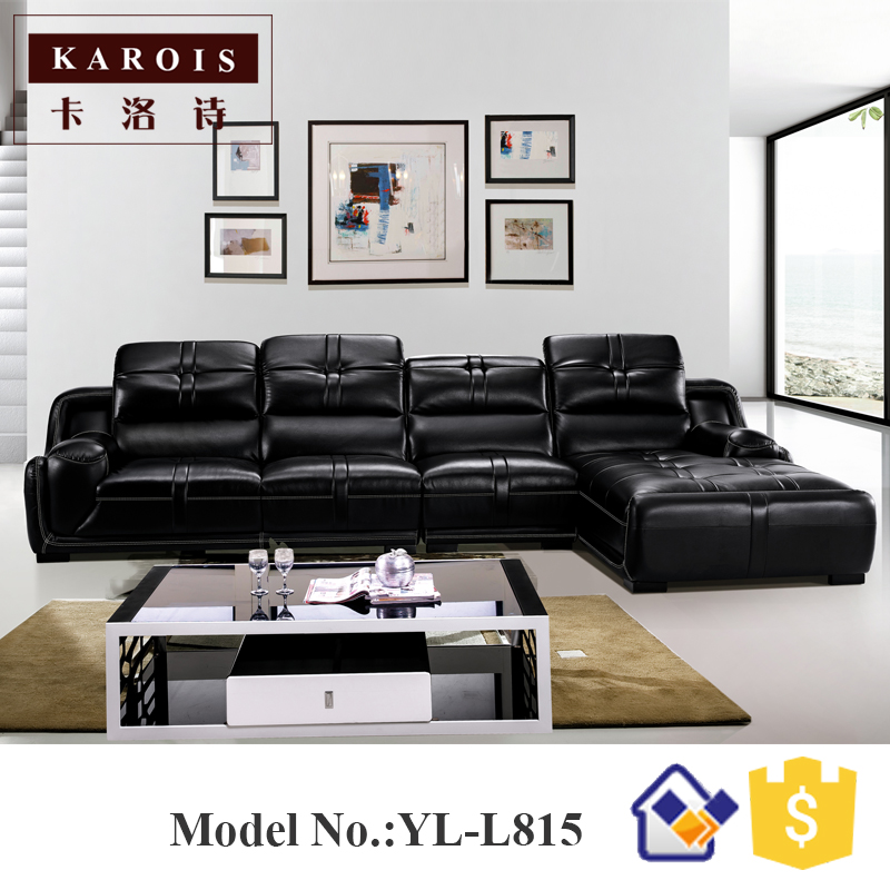 US $950.0 |Leather sofa South africa style soft line leather sofa set  picture,modern leather sofa-in Living Room Sofas from Furniture on ...