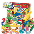 New Arrival Super Extruder Set Model Playdough Play Doh,Creative Handmade DIY Toy Plasticine for Children Gifts