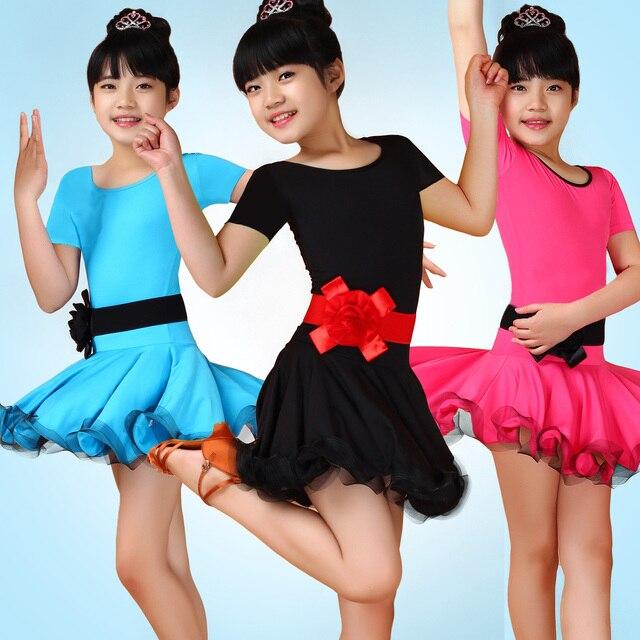 8ddc623e8be1a latin costumes for girls dance competition kid dresses rumba samba clothing  tango cha cha ballroom salsa dress for children