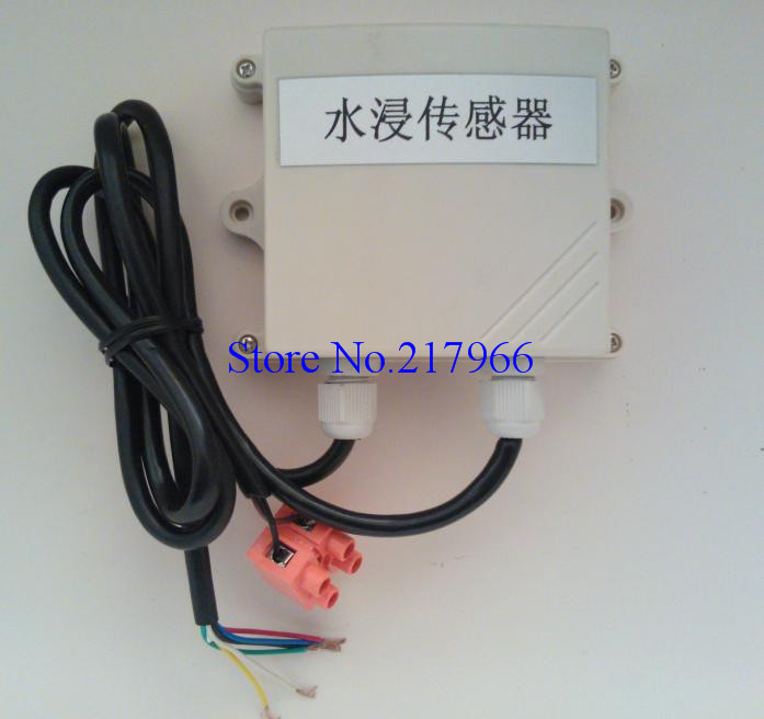 1PCS X ,Flooding switches, sensors, controllers rail leak detector relay , RS485, Free Shipping