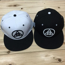 New Fashion brand cap Label Triangle Snapback Caps Women Adjustable Baseball Cap Male bone Unisex Sports Hip-hop Hats casquette