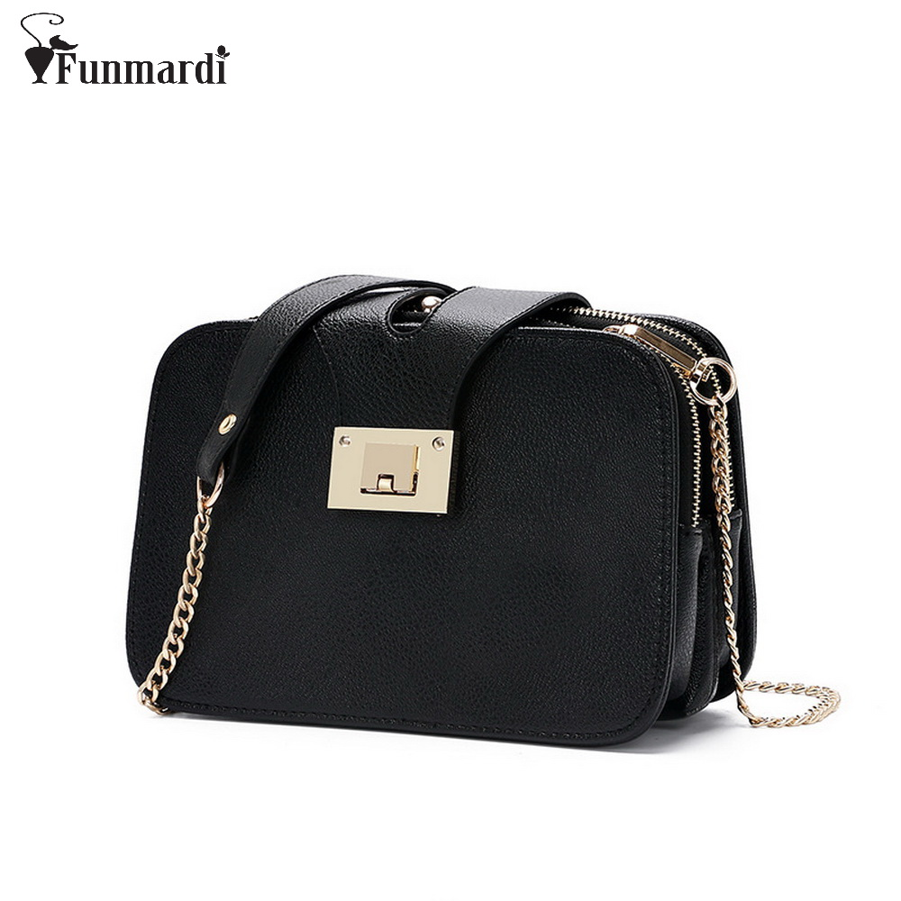 New Fashion Brand Women Bags Chain Design Shoulder Bag For ...