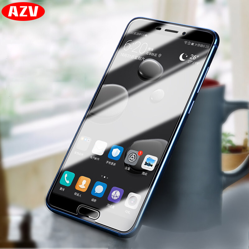 AZV 9H Tempered Glass For Huawei Mate 7 8 S 9 10 Lite 7mini 10PRO Screen Protector For Huawei 3C 3X CR3 CR5 2017 Glass Film 2.5D