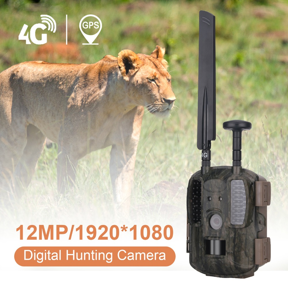 4G Hunting Camera BL480L-P Digital Video Camera Photo-Traps 4G FDD-LTE Hunting Trail Camera Trap Wild Camera Hunter Foto Chasse08
