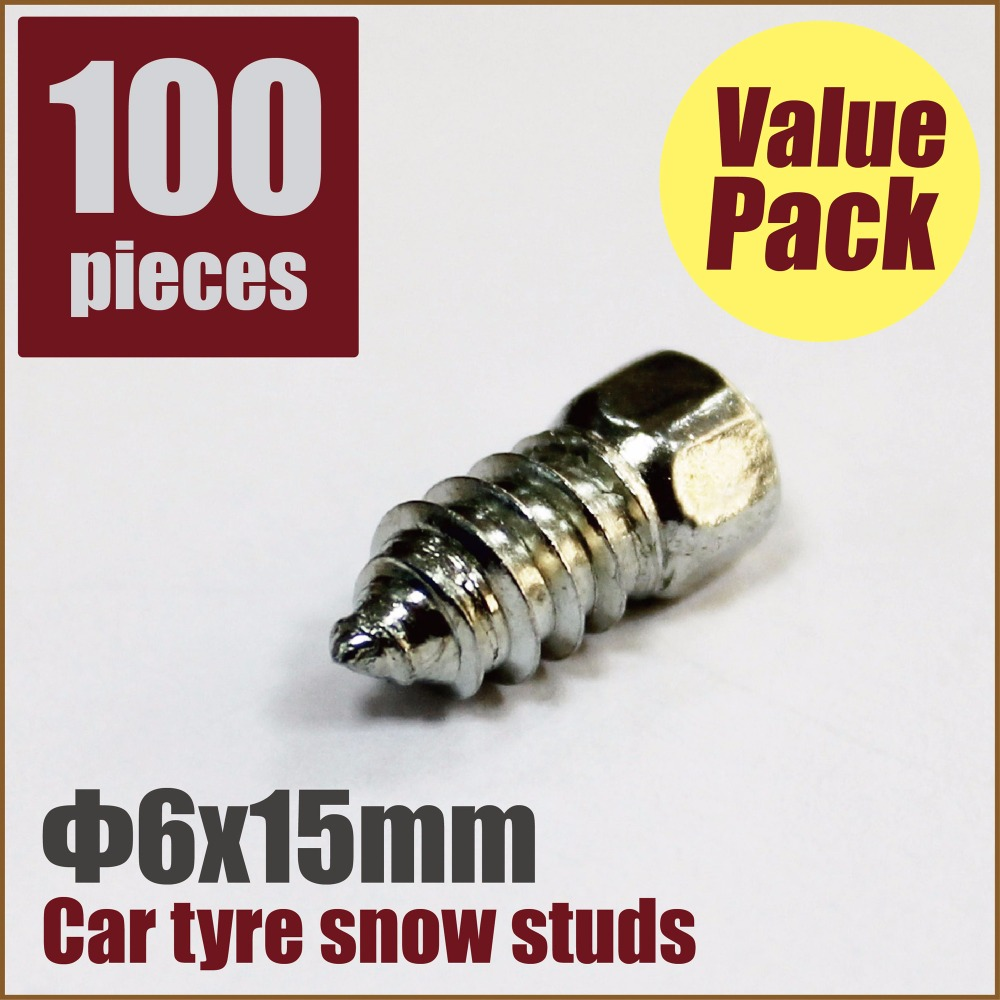 anti slip screw car tires studs snow spikes tyre studded nail road jack ice winter tungsten carbide truck wheel auto motorcyle
