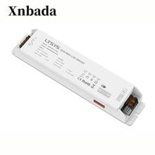 LTECH DMX-150-12-F1M1 150 Вт DMX512/RDM Диммируемый драйвер светодиодов; AC100-240V вход; Макс 12 В/12.5A/150 Вт выходной CV драйвер