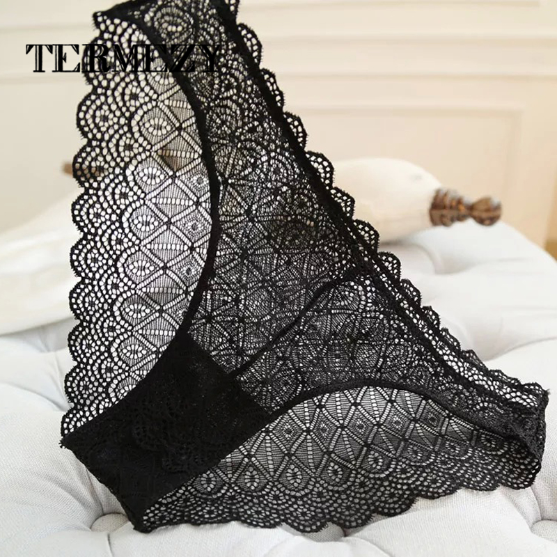 Hot Sale New Women Sexy Lace Panties Breathable Seamless -9484