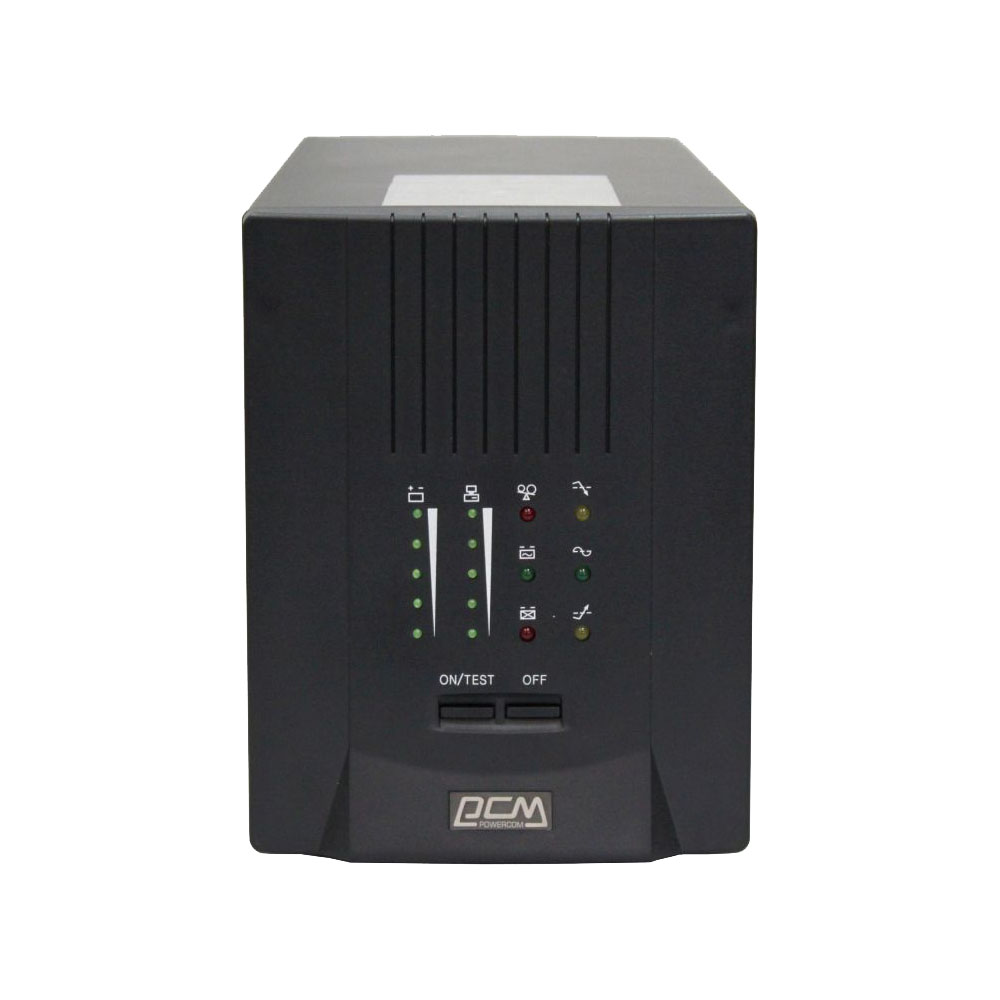 Uninterruptible power supply Powercom Smart King Pro + SPT-1500 Home Improvement Electrical Equipment & Supplies (UPS) caravelle new york часы caravelle new york 43a120 коллекция mens collection