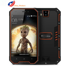Blackview BV4000 IP68 Waterproof Smartphone 8MP Dual Rear Cameras 4.7″ IPS HD Android 7.0 Quad Core 1GB+8GB 3680mAh Mobile Phone