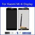 Display lcd original para xiaomi mi 4i m4i mi4i substituição da tela do painel de vidro digitador da tela de toque de 5 polegada freetools