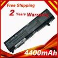 4400 мАч 10.8 В Аккумулятор для Toshiba Satellite A100 A105-S4000 A80 M100 M100-ST5000 M105-S3000 M105 M115-S3000 M40 M45 M50 M55