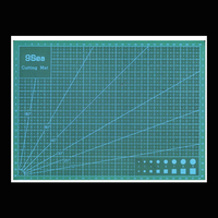 45 30cm Pvc Cutting Mat Double Sided Self Healing A3 Cutting Pad Fabric Leather Craft DIY