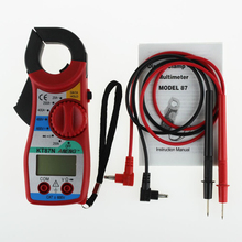 все цены на New KT87N Multimeter Clamp Voltage and Current Meter Clamp Flow Meter Current Clamp Meter онлайн
