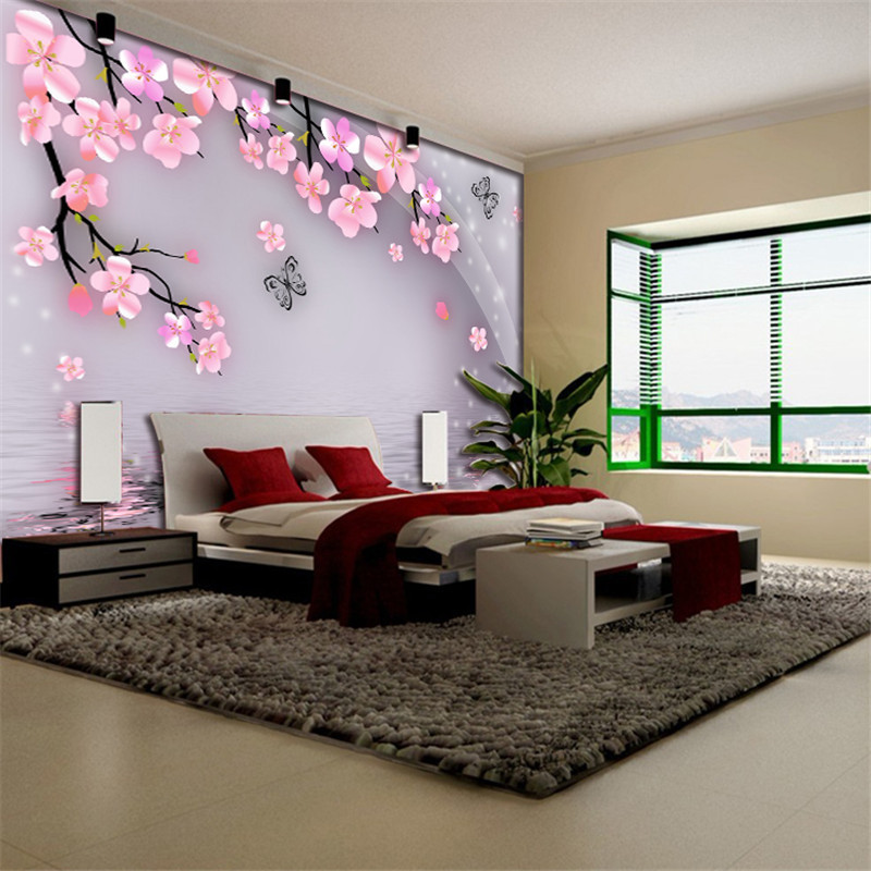 ... Beibehang Photo Wall Paper Roll Tv Background Wall Paper Seamless Large  Wall Murals Papel De Parede ... Part 13