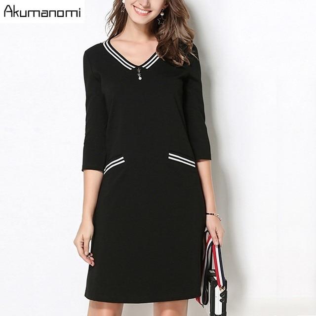 driekwart jurk