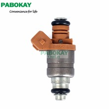 Free Shipping Fuel Injector Fits Daewoo Chevrolet Matiz spark 0.8i and 1.0i 98-10 ADG02801 96351840 96518620 96620255 1pc 100% brand new fuel pump assembly e9540m fuel pump modules suitable for daewoo matiz 0 8 se chevrolet spark 0 8 1 0 1 2