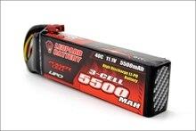 11.1 В 5500 мАч 40C 3 S Lipo Батарея E-коврик Traxxas tr4 настройки для трансивера вилка T штекер rc автомобиль Запчасти Бесплатная доставка