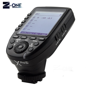 Image 5 - In Stock Godox Xpro S TTL II 2.4G X System Wireless Control Remote Trigger with X1R S Controller Receiver for Sony Flash