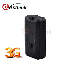 T13GSE Worldwide 5000mAh Rechargeable Battery Waterproof Portable 3G WCDMA GPS Tracker Voice Monitor For Human Aseets
