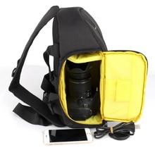 Водонепроницаемый Камера рюкзак сумка чехол для Nikon D7500 D7200 D7100 D3400 D5300 D3300 D5600 D5500 D850 D810 D750 D610 d90