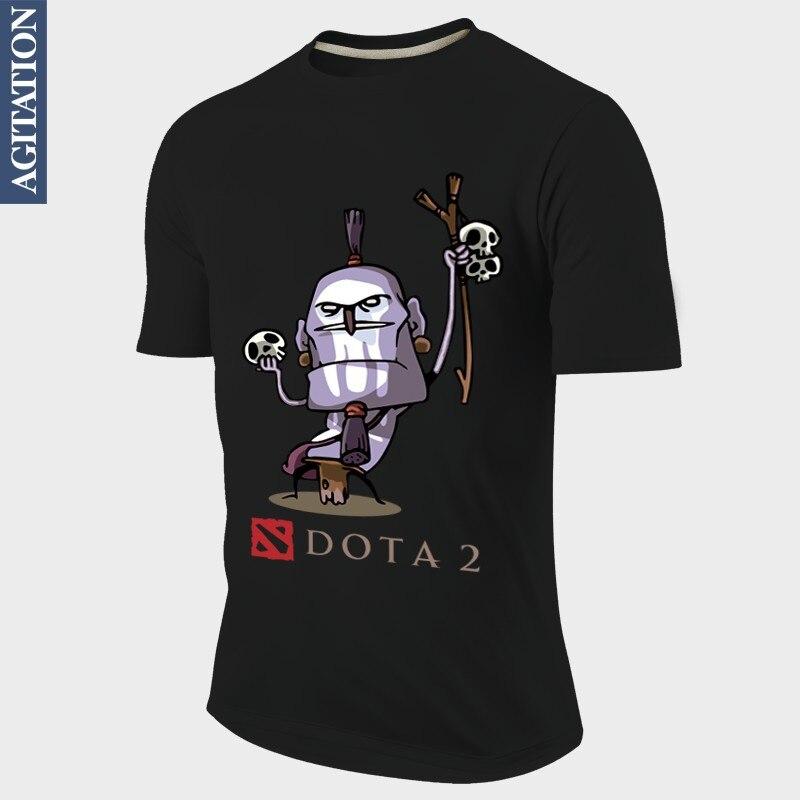 High quality summer short dota dota2 vol 39 jin wd gaming for High quality printed t shirts