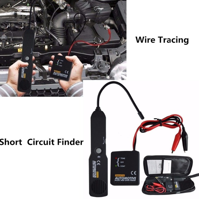 Short Circuit Finder Electronics Repair And Technology News