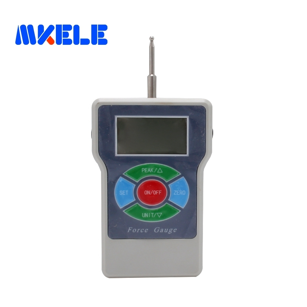 SEM-5 Digital Tension Meter Measuring Tool Push Pull Force Instruments Gauge