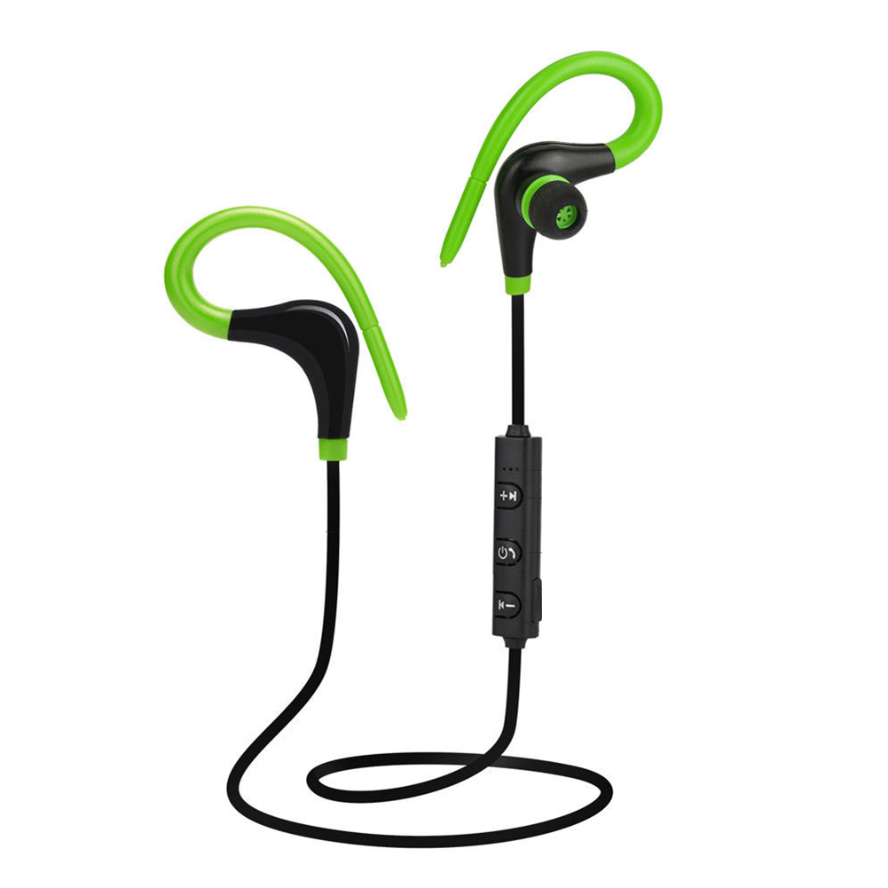 Sports Wireless Bluetooth Stereo Earphone for iPhone Android