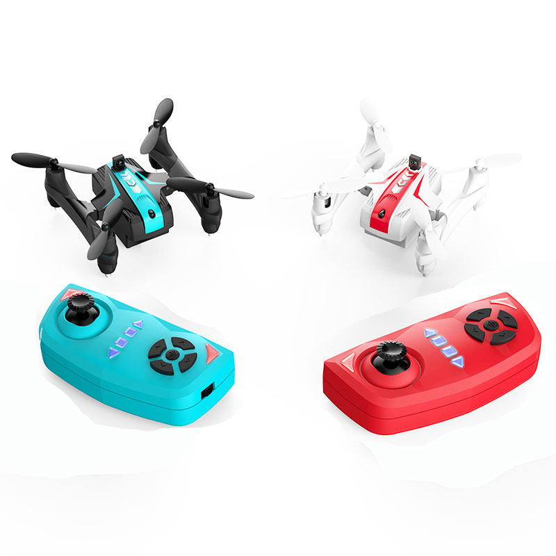 2pcs Battle Drone 4CH 6Axis Gyro RC Quadcopter Remote Control Helicopter Pocket Profissional Drone Learning Toys For Children
