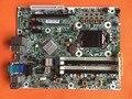 Para hp 6300 pro 657239-001 656961-001 soquete lga 1155 desktop motherboard 100% testado navio rápido