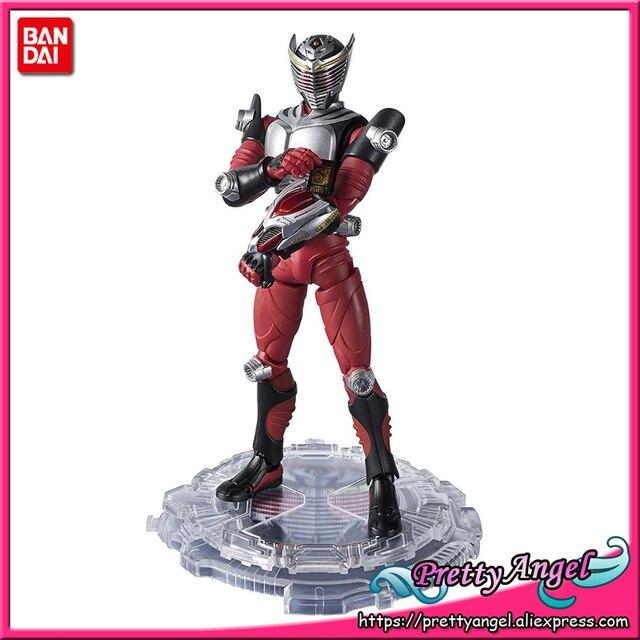 ของแท้ BANDAI SPIRITS S.H. Figuarts Masked Rider Ryuki Kamen Rider Ryuki   20 Kamen Rider เตะ Ver.   Action Figure