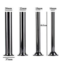 4pcs/set Stainless Steel sausage stuffer tube for 3L sausage making machine