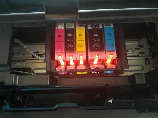 Dla canon 470 471 PGI-470 CLI-471 kompatybilny tusz kartridż do canona PIXMA MG6840 MG5740 MG 6840 MG 5740 TS5040 TS6040 drukarki