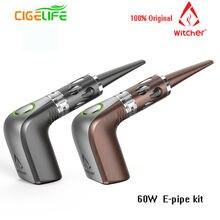 100% Original Electronic Cigarette kit STALIN E-Pipe e cigarette 1100mAh Smoking Hookah Pen Vape Box Mod e-cigarettes