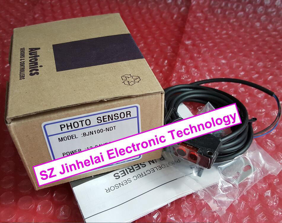 100% New and original  BJN100-NDT    BJN100-NDT-P    AUTONICS  PHOTOELECTRIC SWITCH    12-24VDC e3x da21 s photoelectric switch