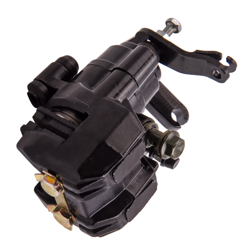 Front Right Left Brake Calipers For 99-08 Honda Sportrax 400 TRX400EX with Pads