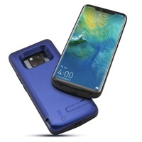 Fashion For Huawei Mate 20 Pro Battery Case Smart Phone Stand Charger Cover Power Bank 6000 Mah For Huawei Mate 20 Pro Battery C
