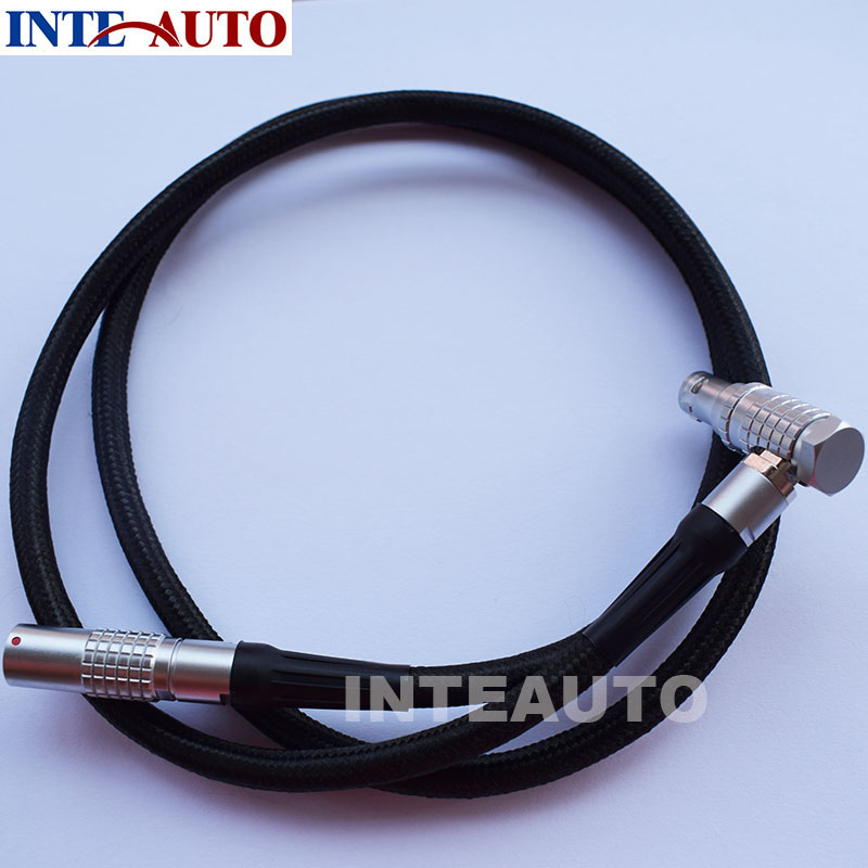 OEM cable, assemble FHJ.1B.306 female contacts and PHG.1B.306 male contacts with 1 meter cable,wire cable connector,6 pins lemo 1b 6 pin connector fgg 1b 306 clad egg 1b 306 cll signal transmission connector microwave connectors