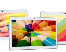 10 pulgadas Tablet android 5.1 tablet PC Octa Core RAM 4 GB ROM 32 GB 1280*800 IPS Dual sim tarjeta de Llamada Telefónica Tablet PC GPS 3G