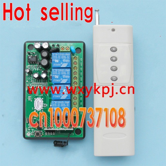 AC 220V 110V RF wireless remote control switch z-wave switches 315mhz 433mhz subwoofer ak 47 universal remote control system ac 250v 20a normal close 60c temperature control switch bimetal thermostat